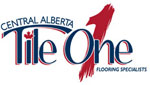 Central Alberta Tile One Logo