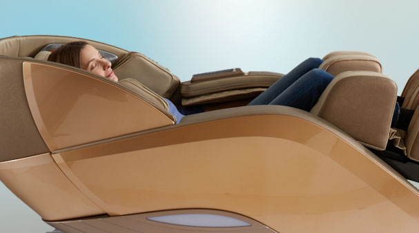 Massage Chairs for Pain Relief